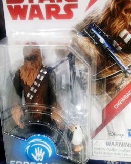 Hasbro Star Wars The Last Jedi Chewbacca action figure