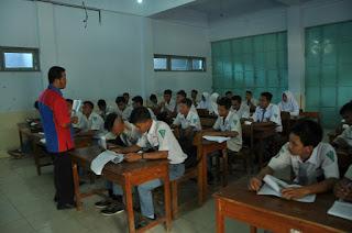 Kegiatan Belajar Mengajar SMK Cipta Karya