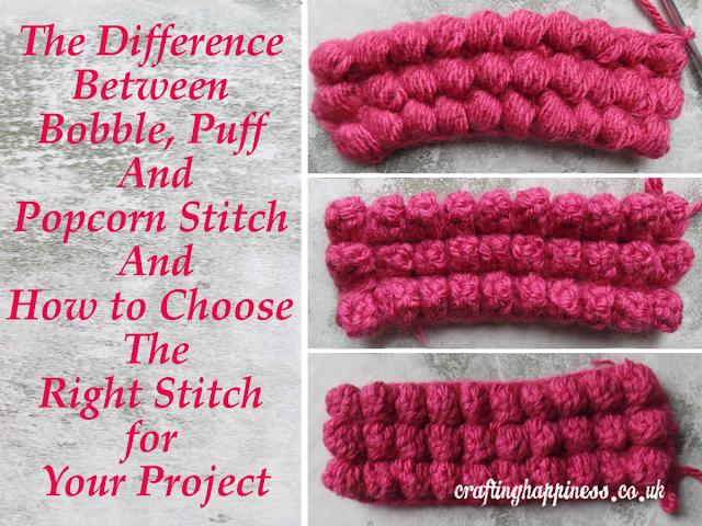 The right stitch