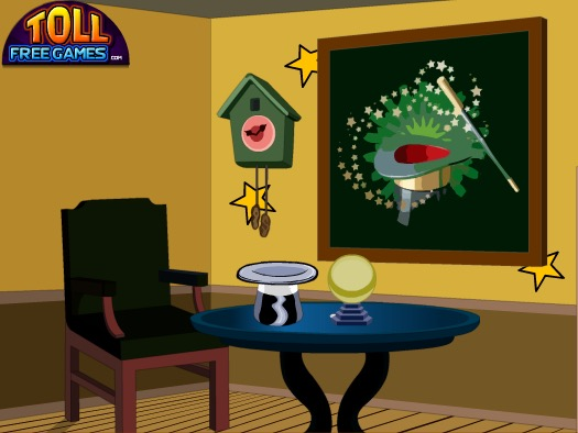 Play TollFreeGames Magician Room Escape