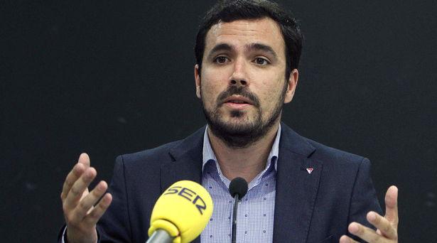 Alberto Garzón: La relación con Podemos