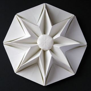 Origami Star Puff by Francesco Guarnieri