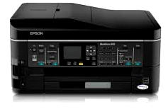 Epson WorkForce 625 Printer Driver Download