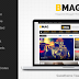 Download BMAG v2.0 Megazine Responsive Bloggger Template