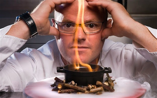 Heston's coming to Melbourne!