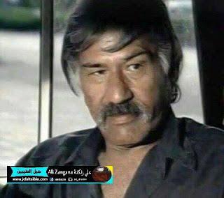 الفنان العراقي عز الدين طابو