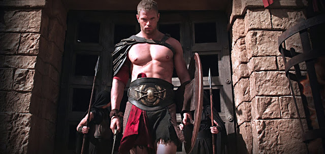 Kellan Lutz în Hercules: The Legend Begins