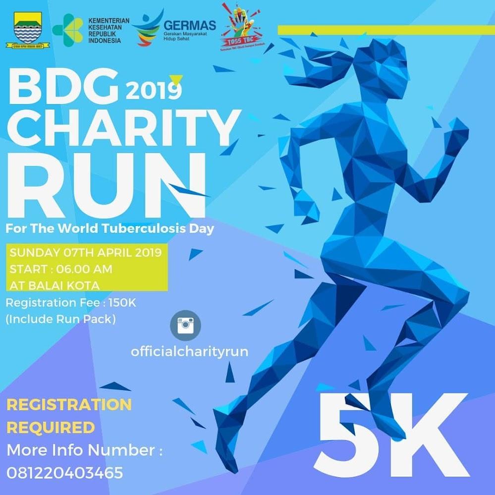 Bandung Charity Run • 2019