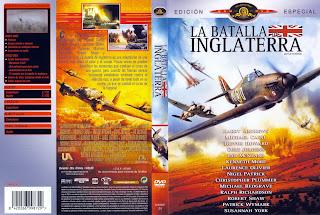 Carátula: La batalla de Inglaterra (1969) Batle of Britain