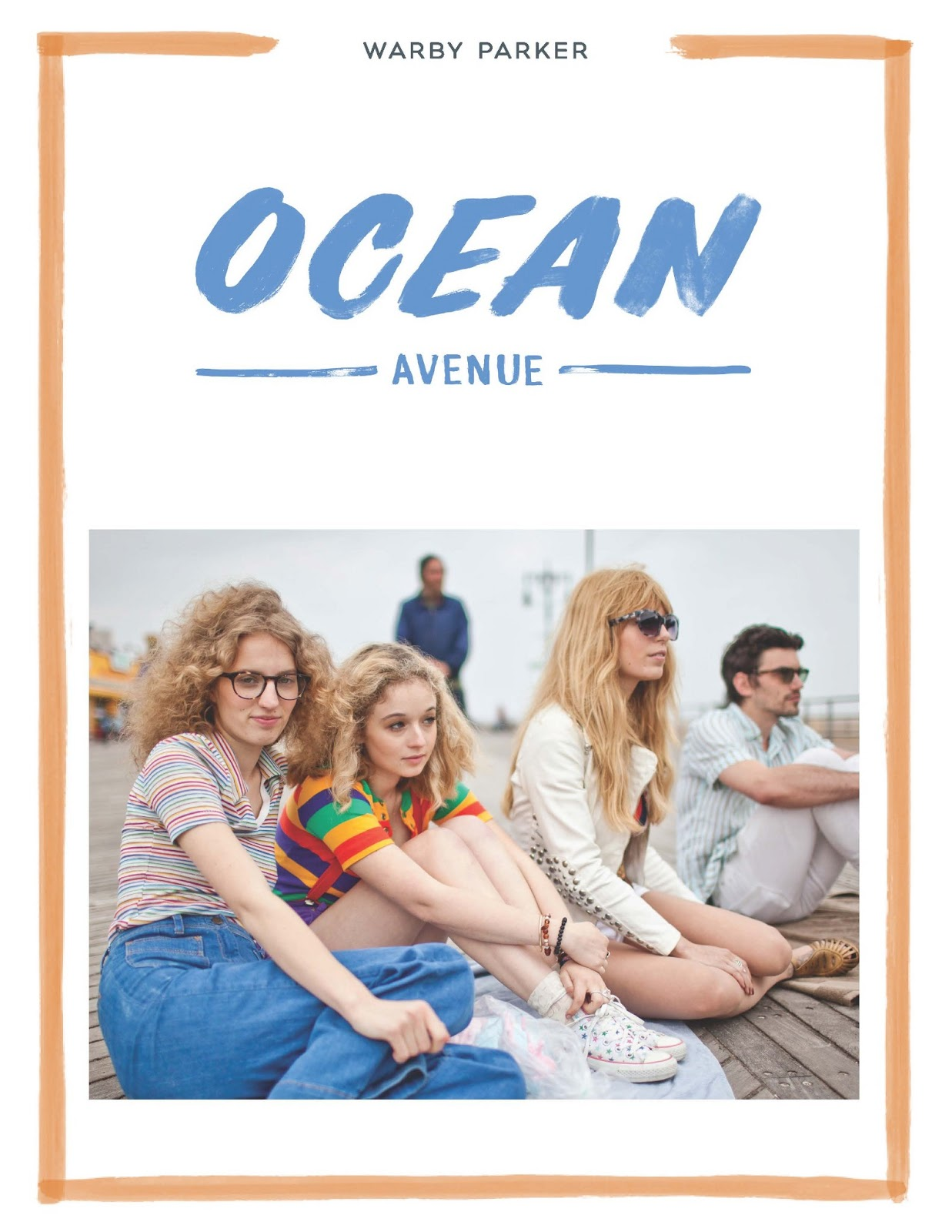 d555e55b3d Ocean Avenue by Warby Parker - NYC Recessionista