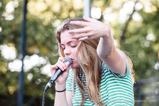Dizzy at Royal Mountain Records Festival at RBG Royal Botanical Gardens Arboretum on September 2, 2018 Photo by John Ordean at One In Ten Words oneintenwords.com toronto indie alternative live music blog concert photography pictures photos