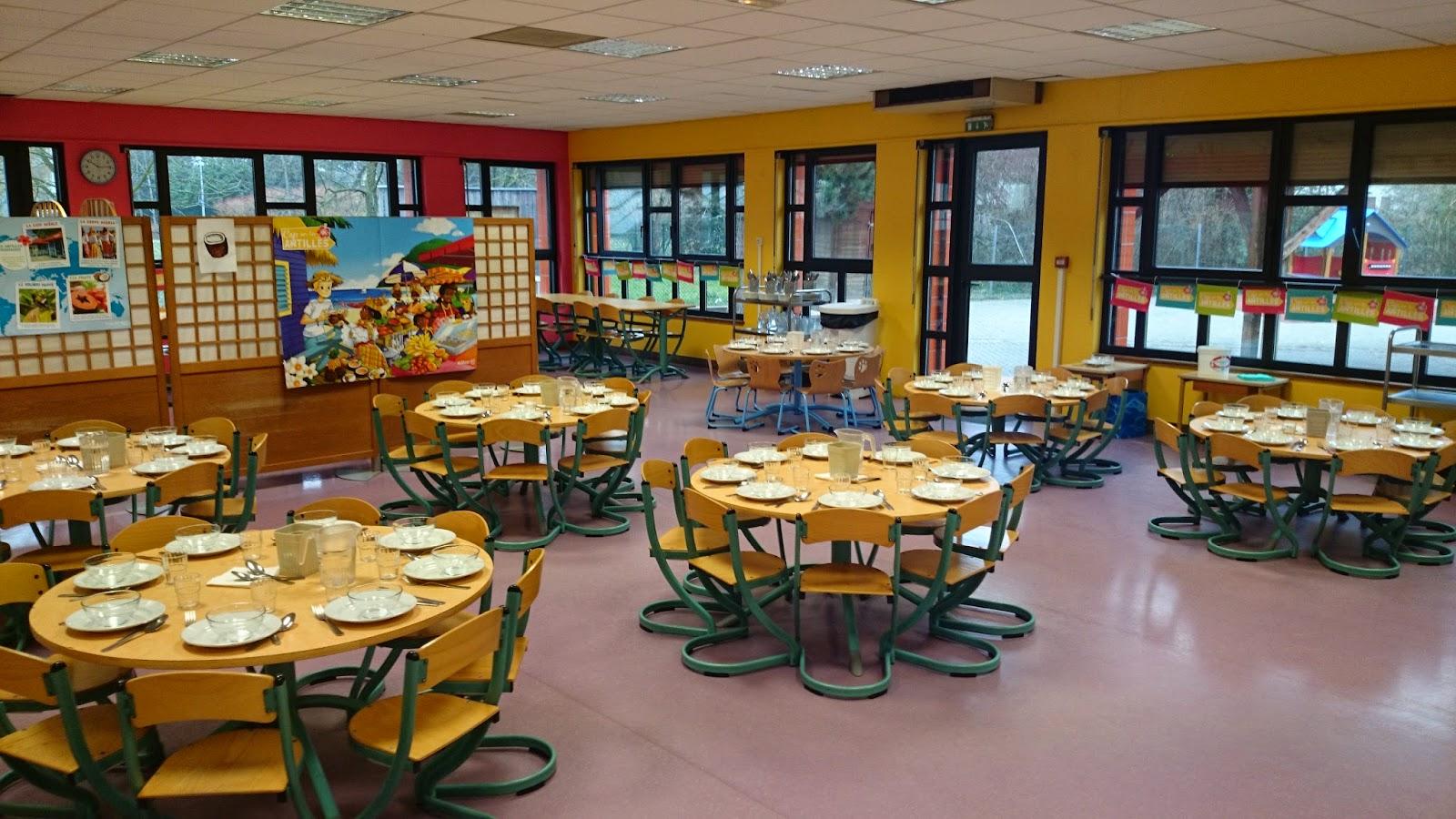 Strasbourg Restauration Scolaire