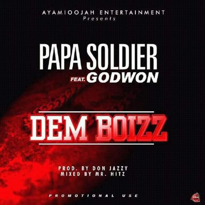 Music Premiere: King Souja - Dem Boiz Ft. Godwon