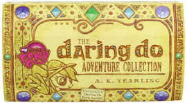 MLP The Daring Do Adventure Collection Book Media