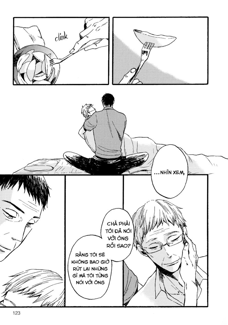 Nhìn lần cuối những kí ức ngày xưa - Tác giả UMEMATSU Machie - Trang 20
