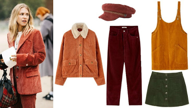 4 TRENDS FOR THE NEW SEASON Falling for A