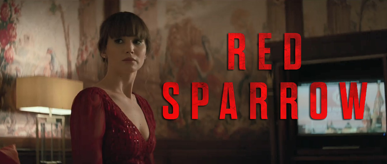 Red Sparrow HD Movie Download DVDRip 720p 2018