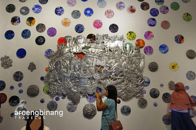 hewan hutan museum macan modern and contemporary art in nusantara jakarta barat