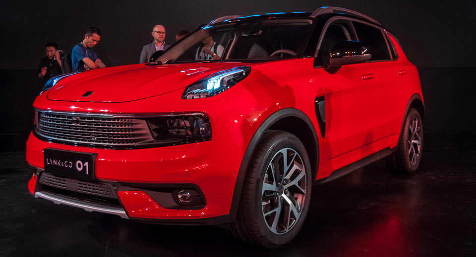 Production Ready Lync Co Suv Will Hit The Streets This Fall
