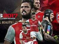 Download Game PPSSPP PES 2017 Terbaru (Untuk PSP & Android)