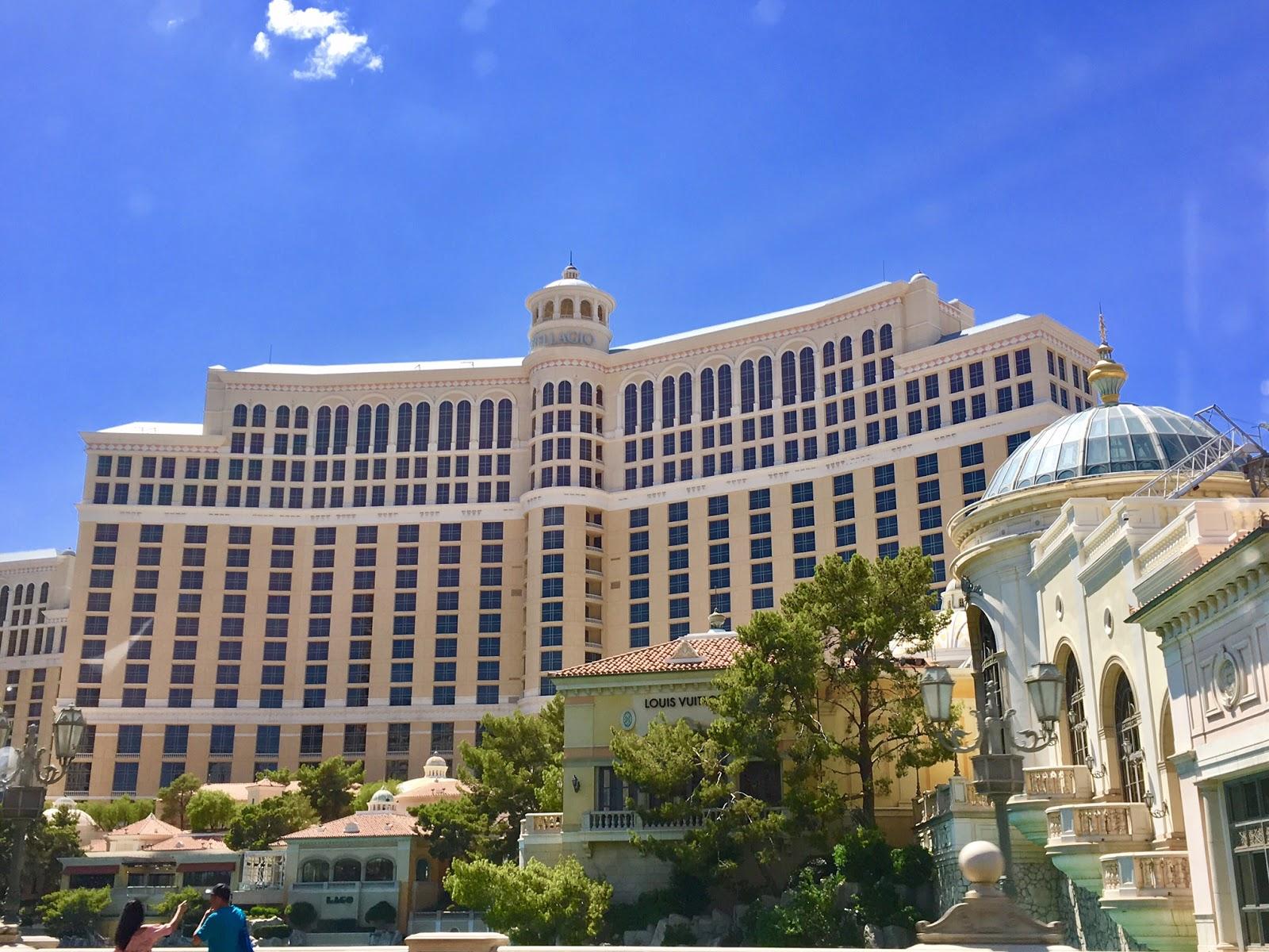 Checking In: The Bellagio in Las Vegas, Nevada - Life In ...