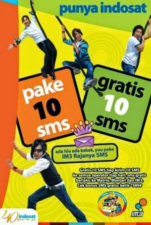 paket sms im3