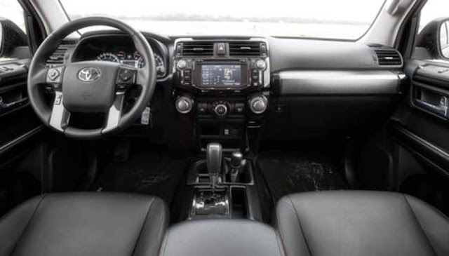 2018 Toyota 4Runner Limited Specs