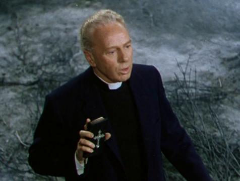 El pastor Matthew Collins (Lewis Martin), La guerra de los mundos 1953 - Cine de Escritor