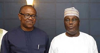 Peter Obi and Atiku Abubakar
