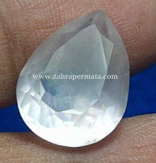 Batu Permata Rose Quartz - ZP 332