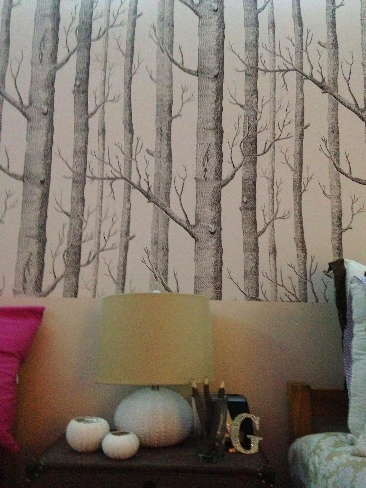 Nest by Tamara Final Dorm Decorating Round Up cool temporary wallpaper and decal stickers