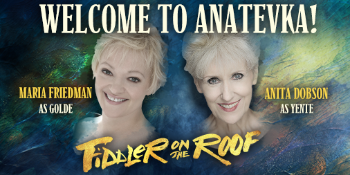 Musical Theatre News: Fiddler on the Roof Cast Changes
