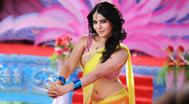 Samantha Wallpaper HD