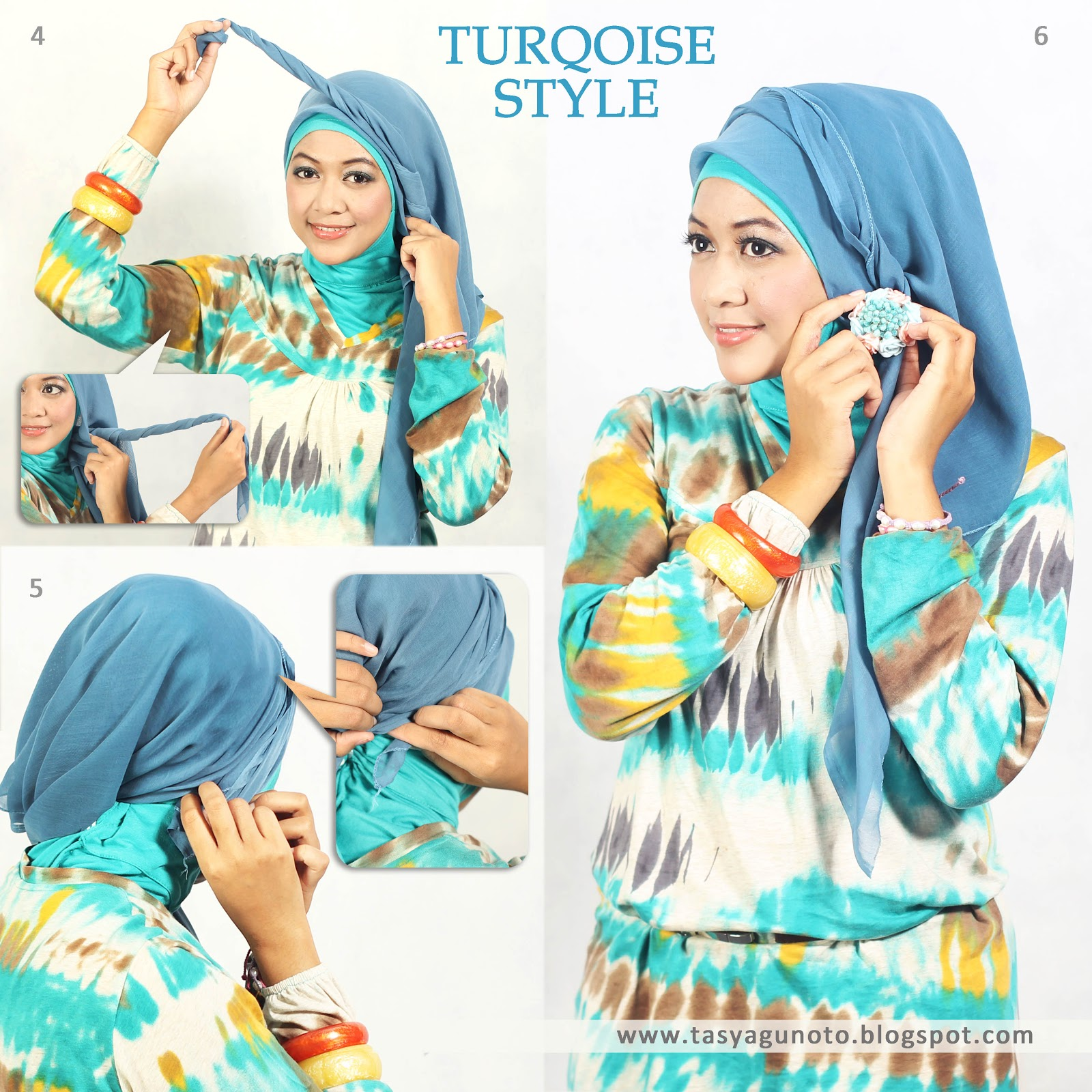 Gaya Hijab Elegan