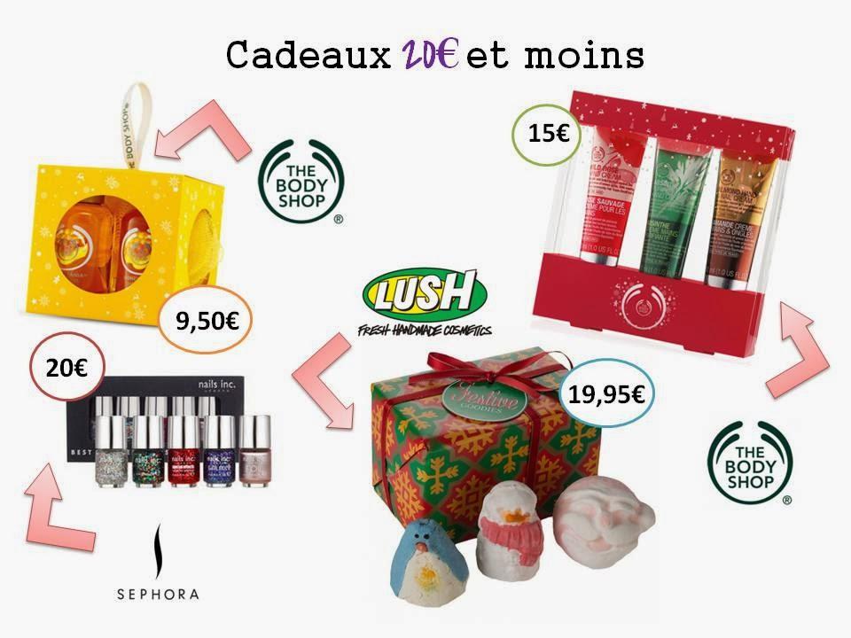 Idées Cadeaux De Noël Pour Adultes à 20 Euros Et Moins
