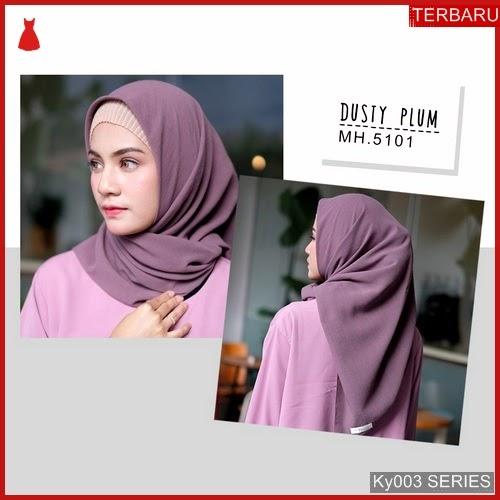 Ky003h90 Hijab Premium Vol Murah Hijb Bmgshop Terbaru