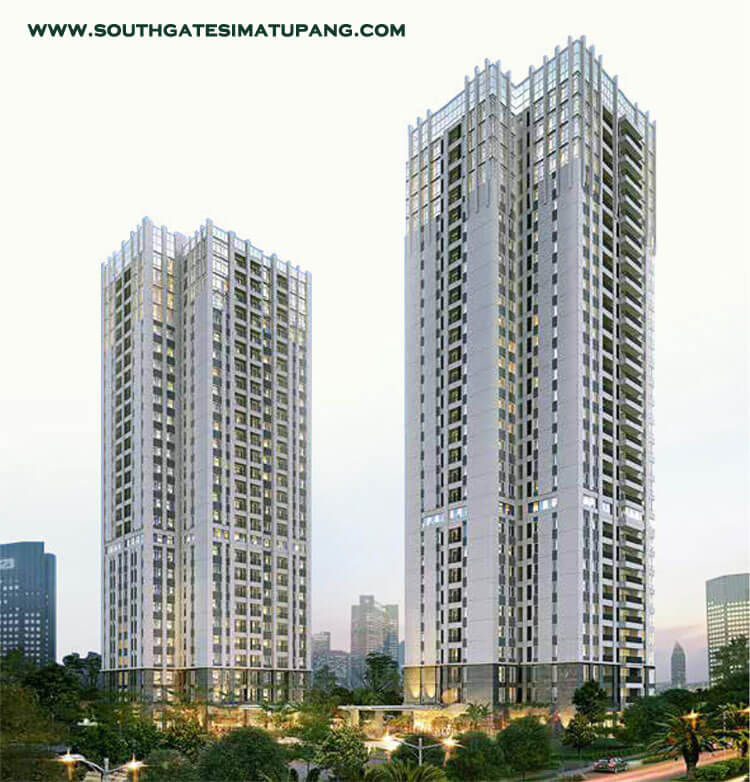 Payment Term & Price List Harga SOUTHGATE Apartment TB Simatupang