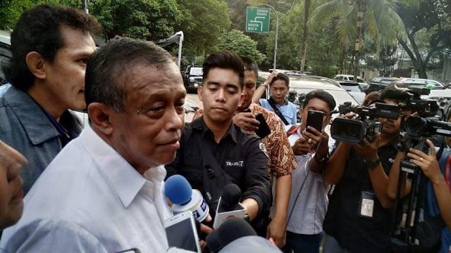 Djoko Santoso 'Ora Ngerti' soal Aksi Kivlan Zen Kepung KPU