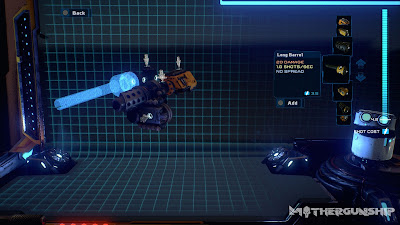 Mothergunship Game Screenshot 5