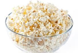 Alimentos que Você pode Comer a vontade sem engordar pipoca