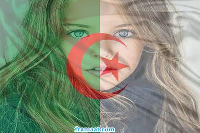 صور علم الجزائر 2018 كبيرة الحجم بجودة عالية