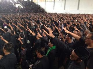 Kezaliman seperti apa yg ditentang dalam Madrasah Karbala?