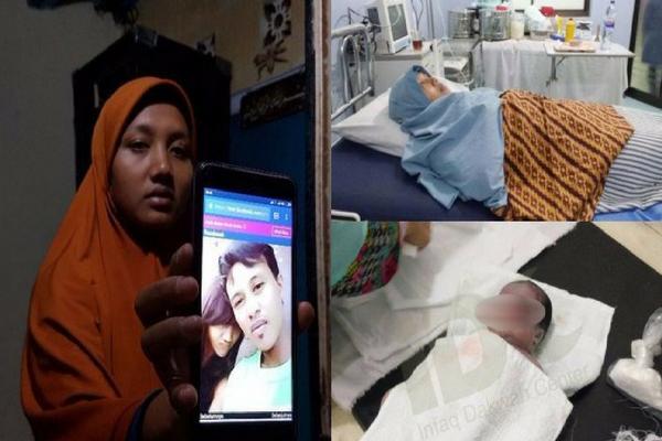 Kondisi Bayi Istri Zoya yang Baru Lahir ini Sangat Memilukan. Bikin Netizen Sedih Lihatnya
