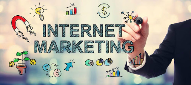Internet marketing consulting services