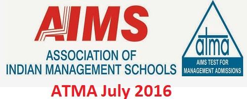 ATMA July 2016
