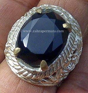 Cincin Batu Permata Satam Belitung - ZP 206