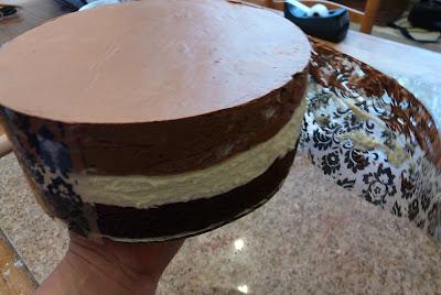 Layer Cake Soap