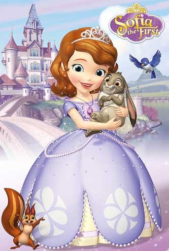 La Princesa Sofia Canciones Y Dibujos Animados Vídeos