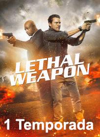 Assistir Lethal Weapon 1 Temporada Online Dublado e Legendado