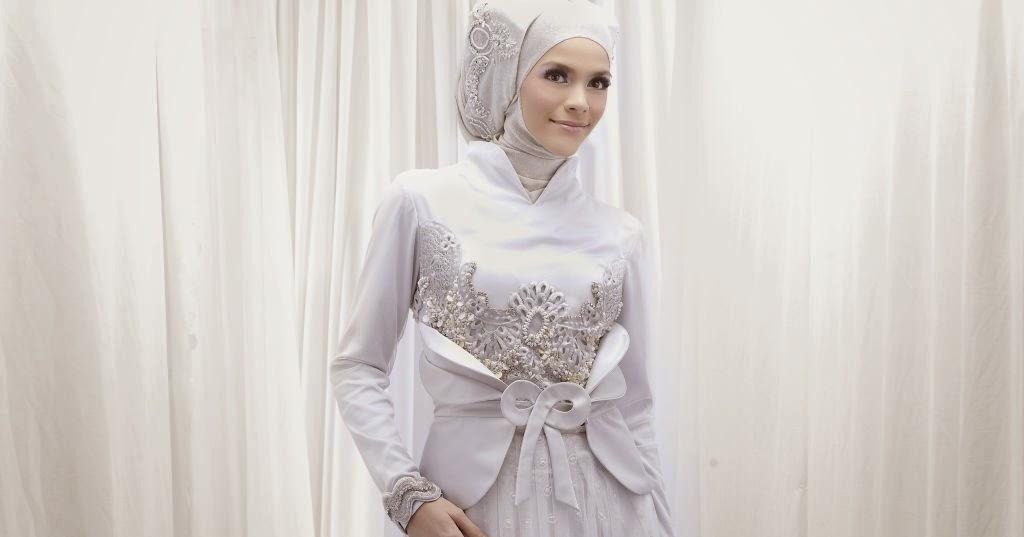 tudung pengantin muslimah